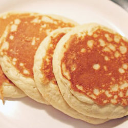 Easy Dairy and Egg Free Allergy-Friendly Pancake Recipe