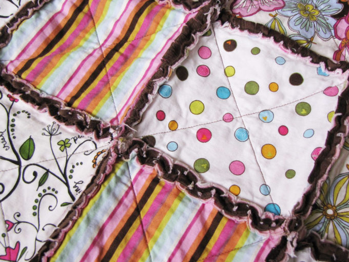 How To Make a Fast & Easy Quilt