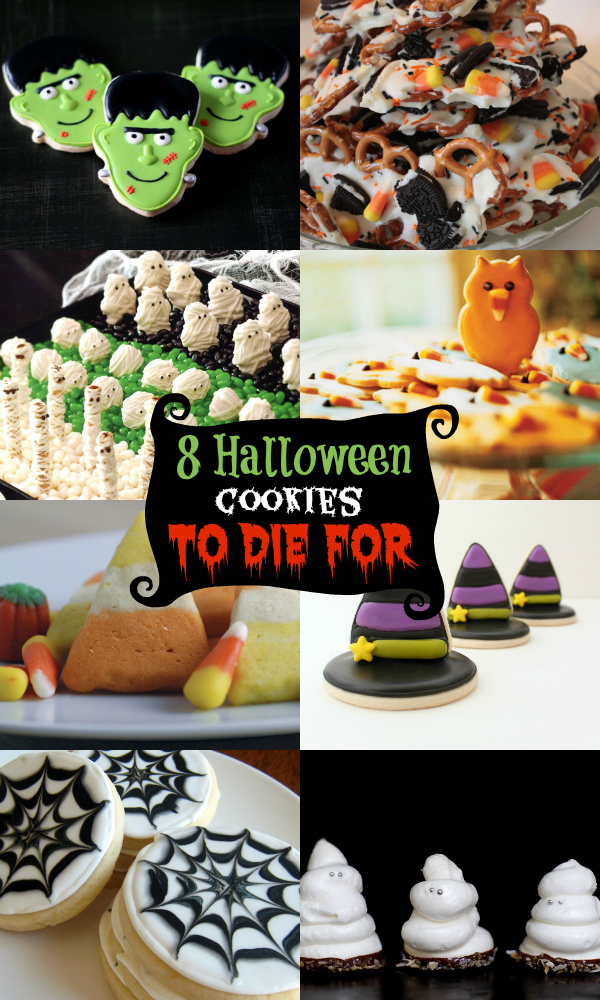 8 Halloween Cookie Recipes To Die For