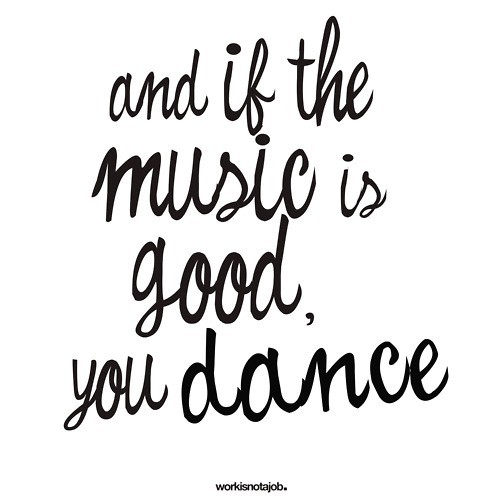 quotes on dancing