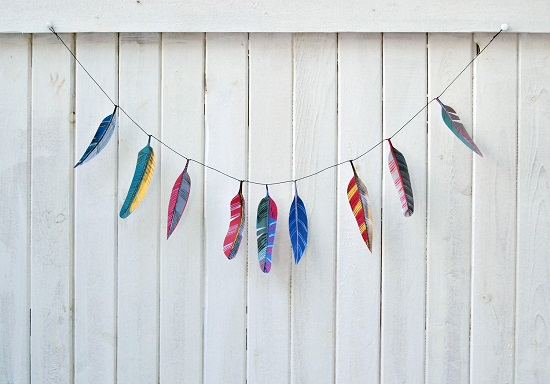 Feather Jewelry and Accessories