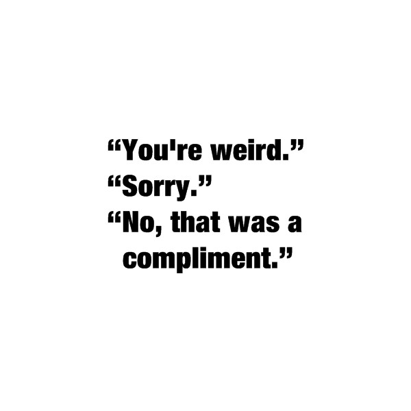 Compliment Quotes