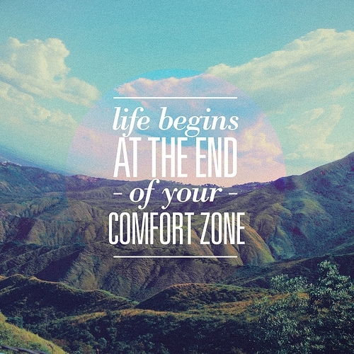 Quotes About Comfort