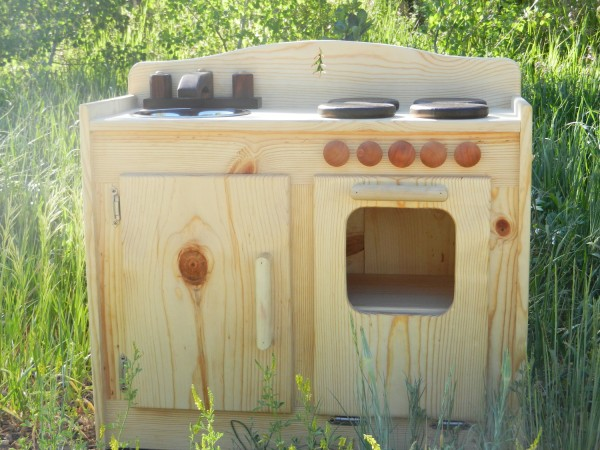 homemade play kitchens on Etsy