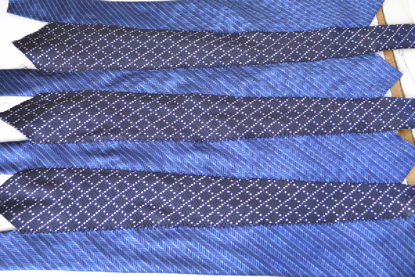 How to Make a DIY Necktie Pillow for Father's Day Gift