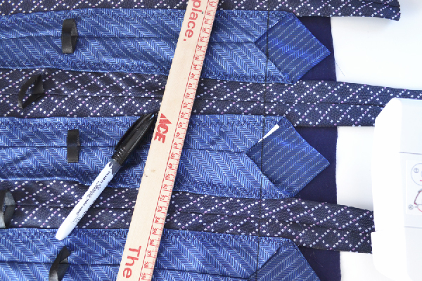How to Make a DIY Necktie Pillow for Father's Day