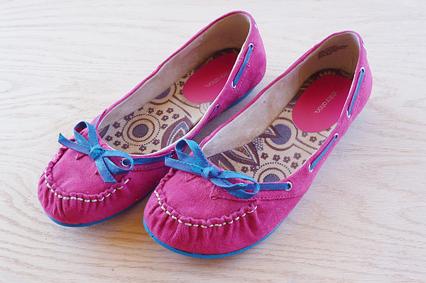 Contract Loafers Shoe Makeover