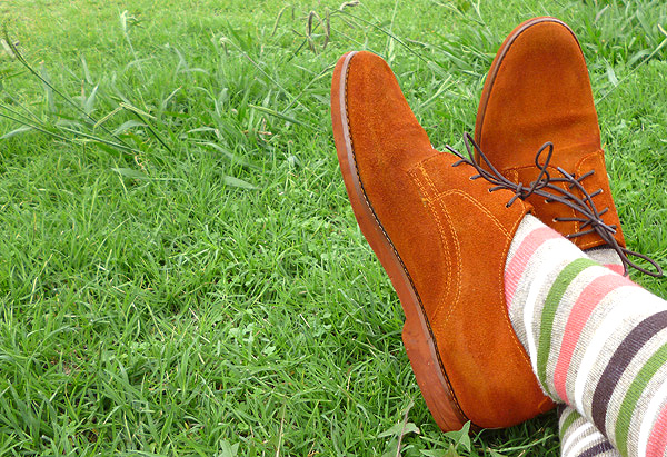 Dyeing Suede with Excellent Results Makeover