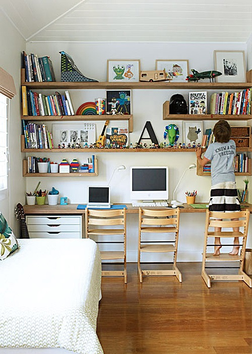 Cool Finds: 6 Fun Study Spaces For Kids