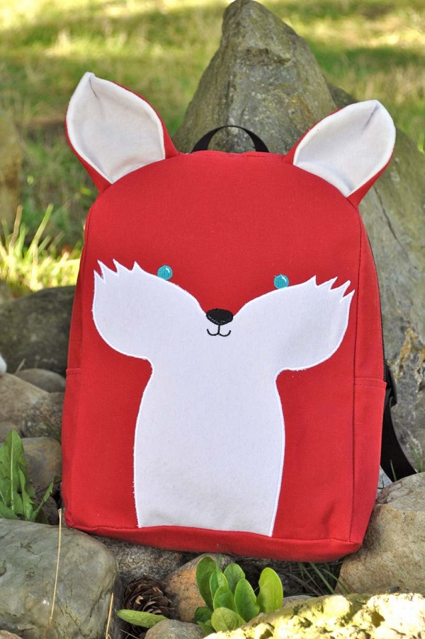 Cool Finds: 5 Fun Fox Backpacks For Kids!
