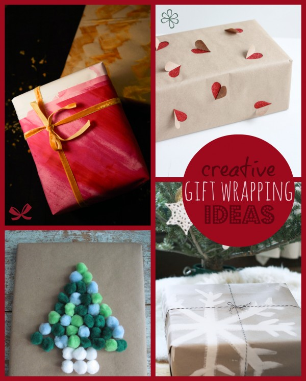 Creative Gift Wrapping Ideas Mom Spark Mom Blogger