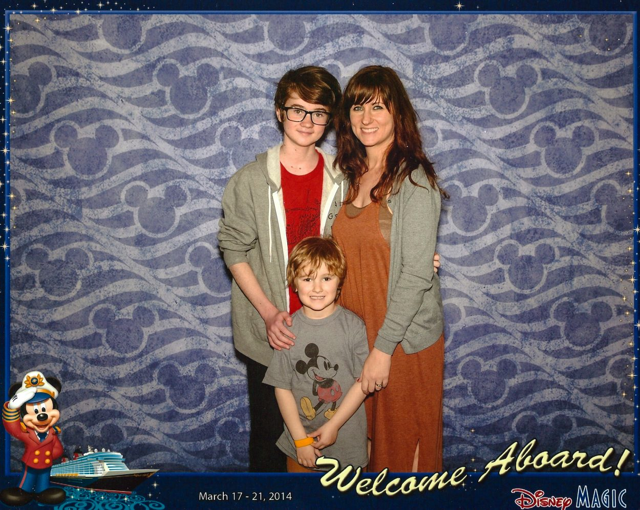 Disney Magic Cruise Pic