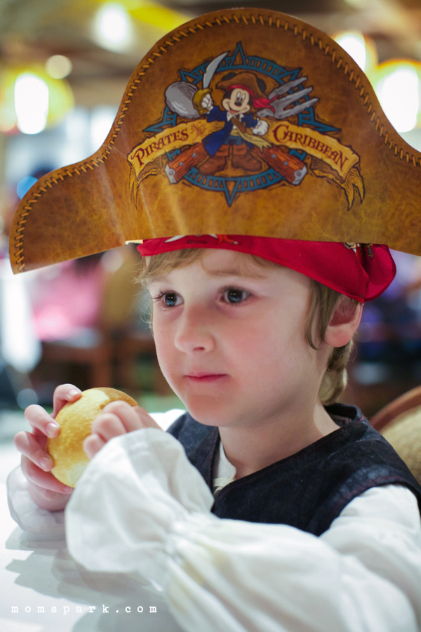 Disney Magic Pirate Night Dress Up
