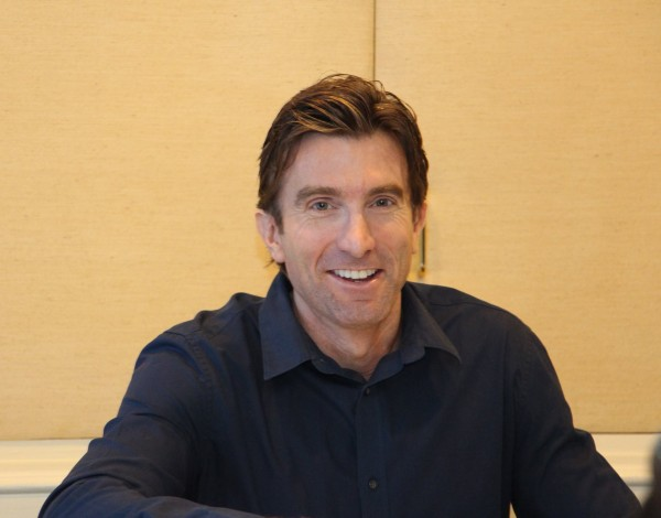 An Interview with Sharlto Copley, MALEFICENT's Stefan.