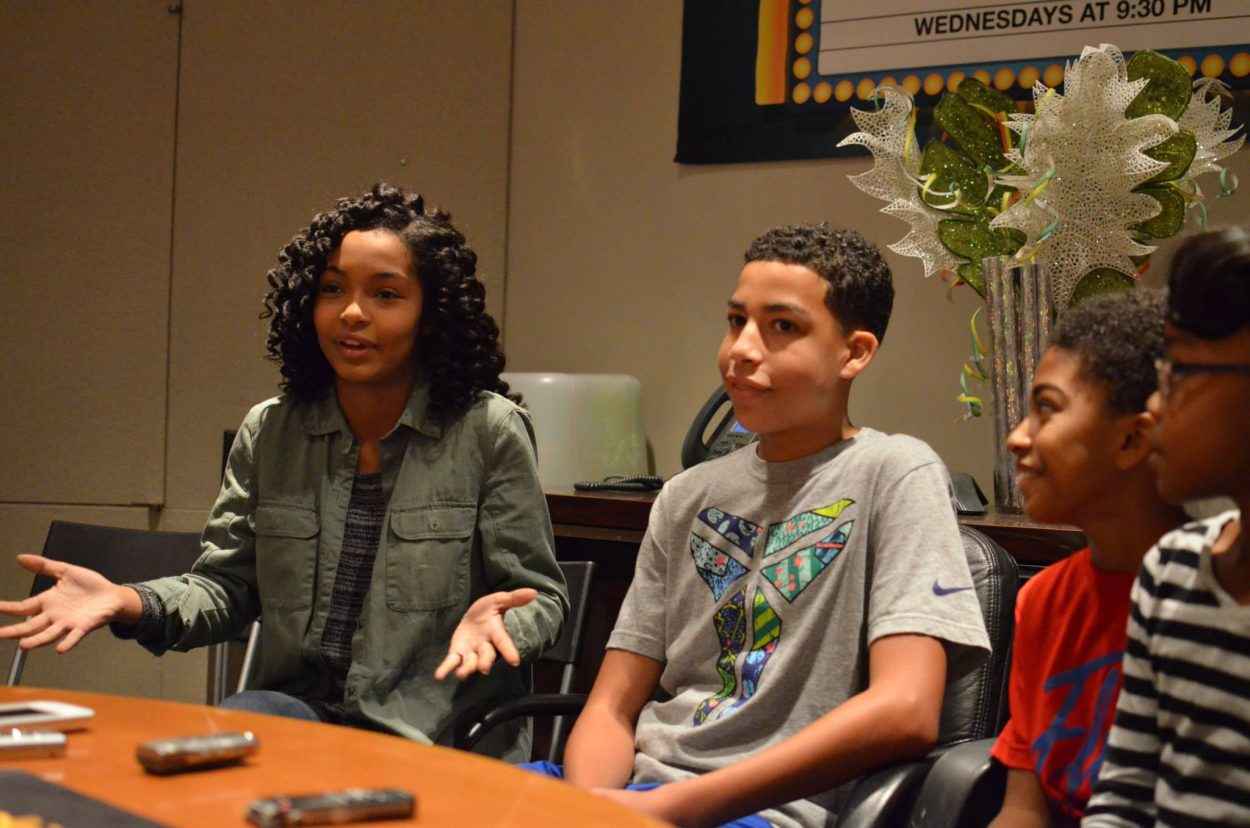 An Interview With the Cast From ABC'S 'black-ish'