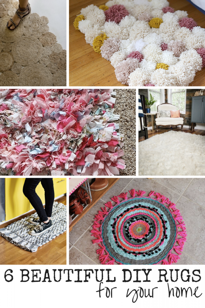 diy rugs for your home