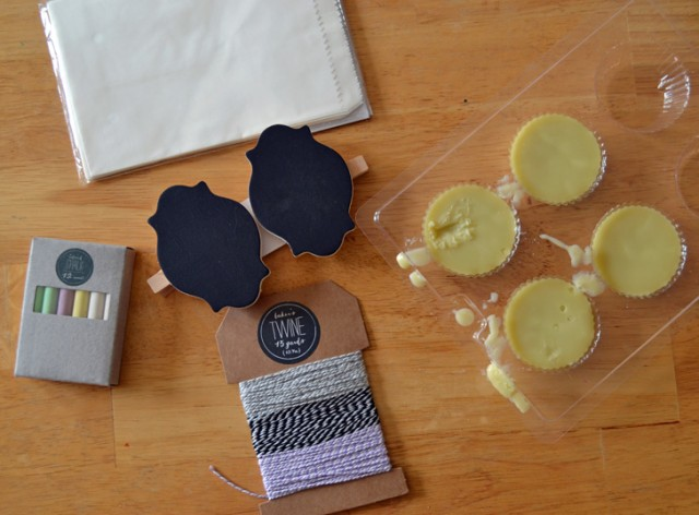 Homemade lotion bars are a snap to make. And with packaging this cute who wouldn't want to receive a few as a gift?