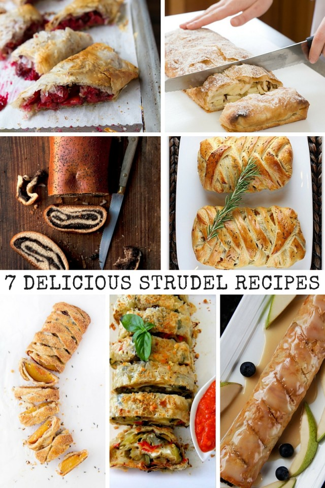 7 Strudel Recipes That Are Making Us Drool