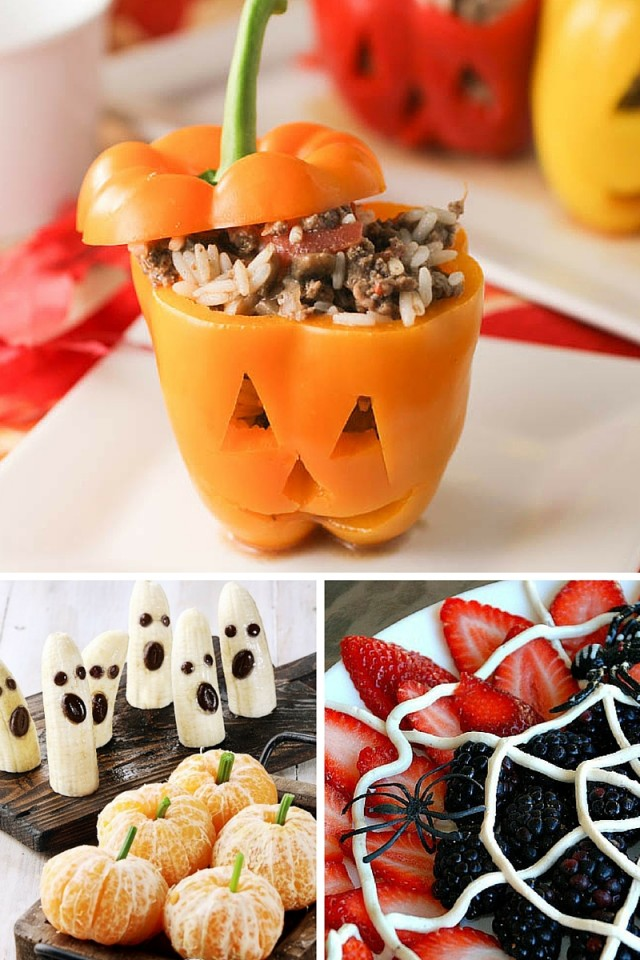 9 Healthy Halloween Snacks For Kids