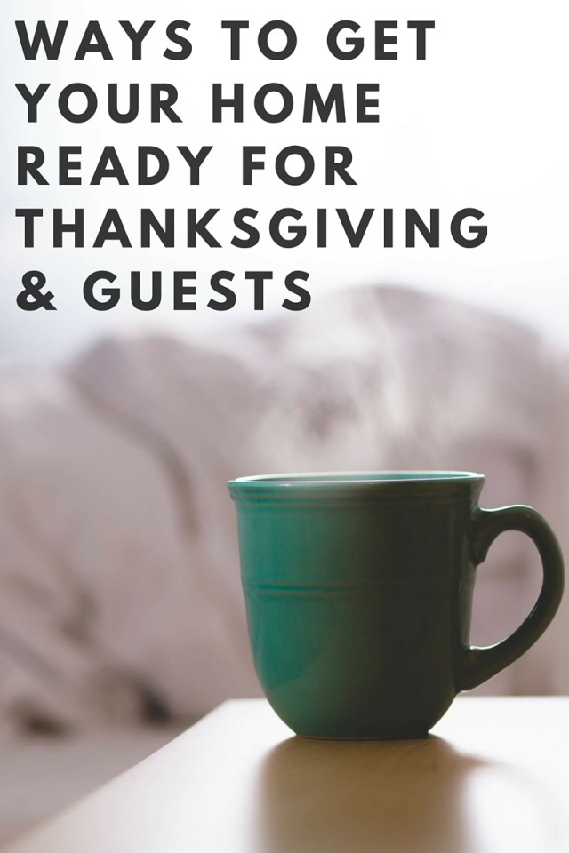 thanksgiving guests