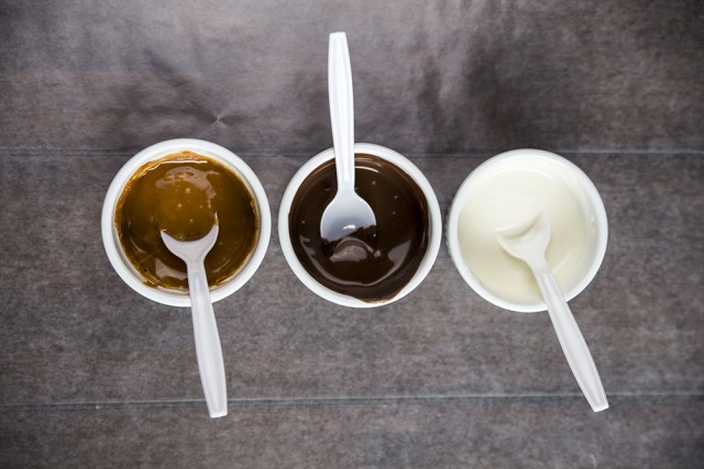 DIY Coffee Flavored Stirring Spoons
