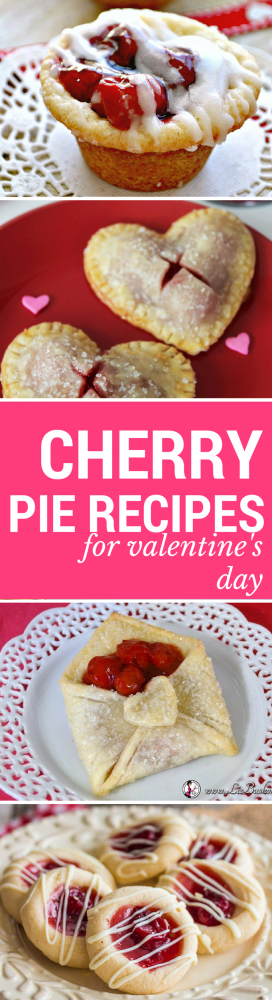 10 Sweet Cherry Pie Recipes Perfect for Valentine's Day