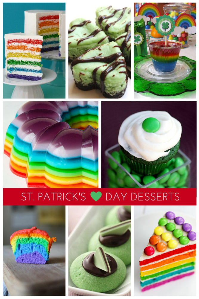 7 St. Patrick's Day Sweet Dessert Recipes
