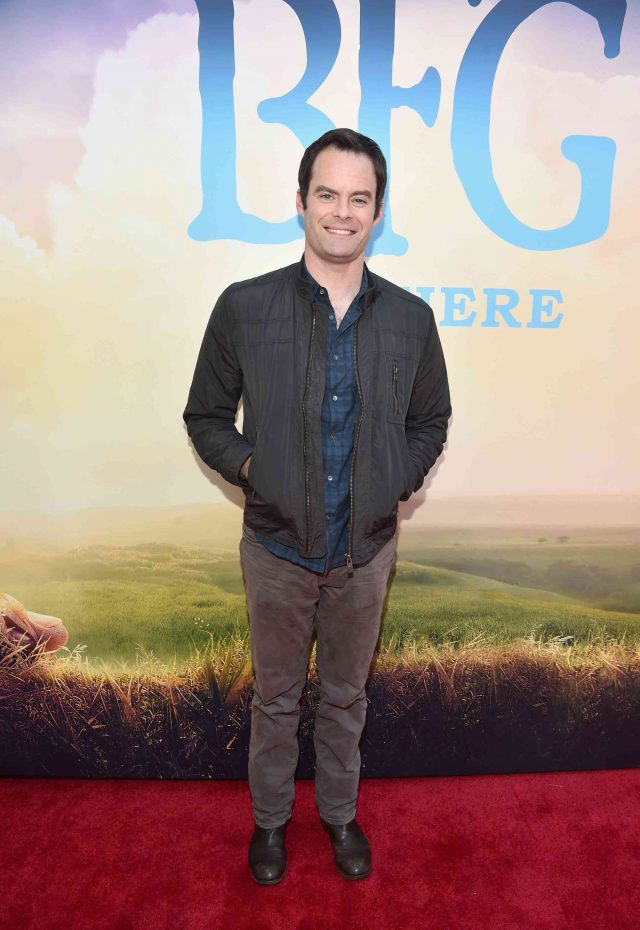 Bill Hader on The BFG Red Carpet Movie Premiere