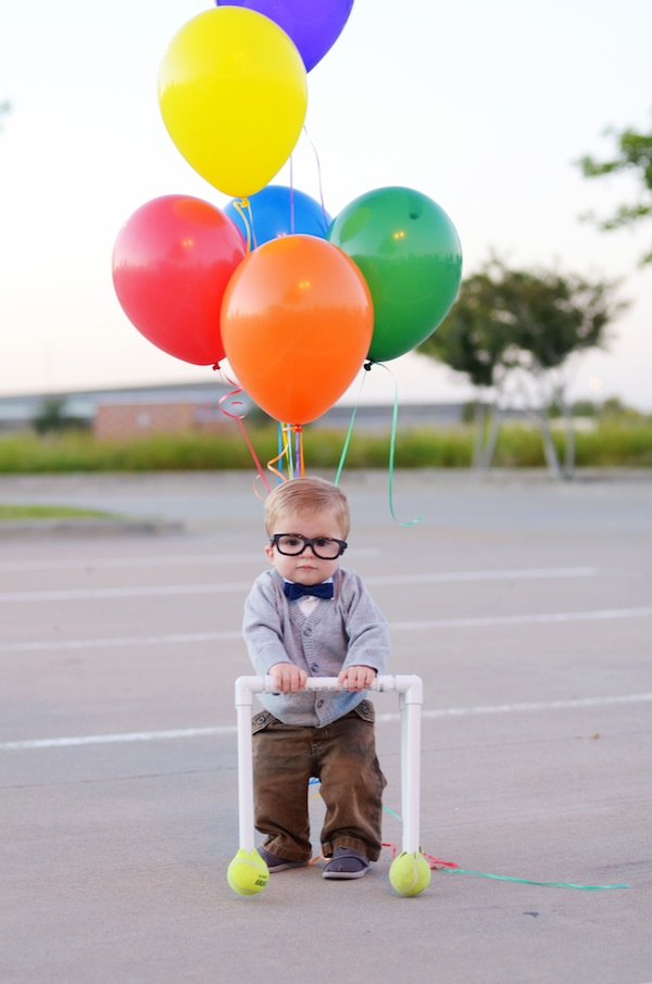 Carl from UP Toddler Costume