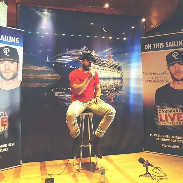 What It's Live to Vacation on a Carnival LIVE Cruise