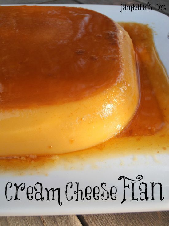 Cream Cheese Flan Recipe For Cinco De Mayo Mom Spark Mom Blogger