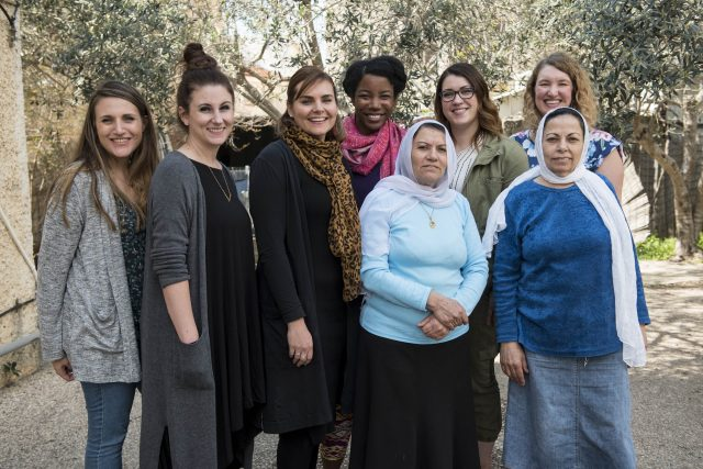 Eating with the Druze women of Israel