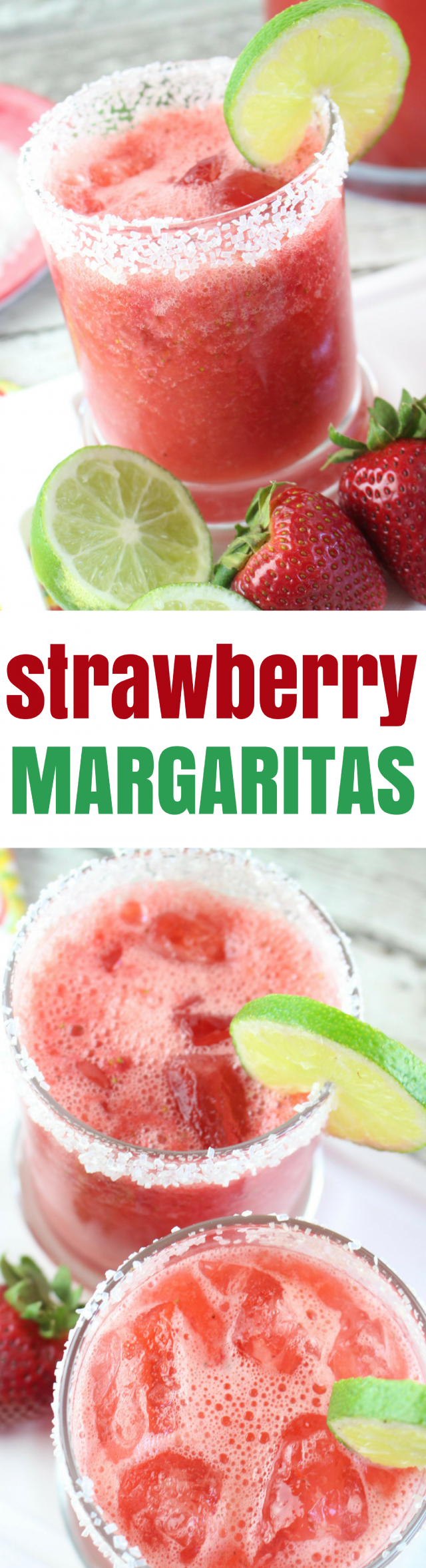 Strawberry Margarita Punch Drink Recipe Mom Spark Mom Blogger