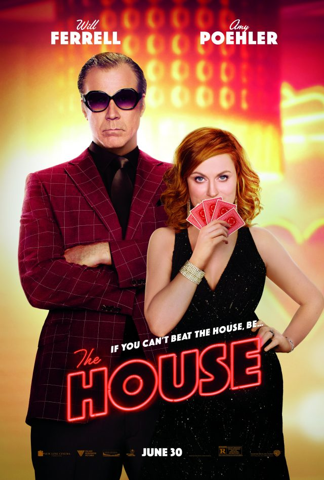 When I saw the trailer for the upcoming film, The House, starring Amy Poehler and Will Ferrell, in theaters June 30th, and the extreme lengths they go to in order to get their daughter's college fund back, it immediately made me think of the time I went overboard to help my oldest son, Christian, ask his girlfriend to the prom.