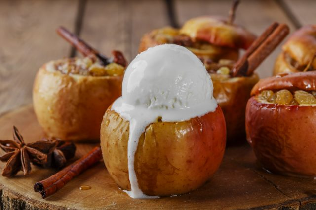 It's officially apple-picking season. Here are 20 awesome apple recipes to make this fall with all of your apples! - Baked Honey Apples