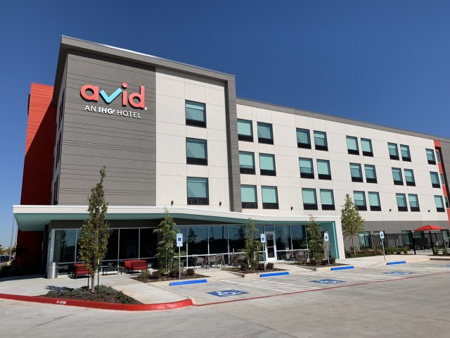 Book your stay at avid Hotel Oklahoma City - Quail Springs