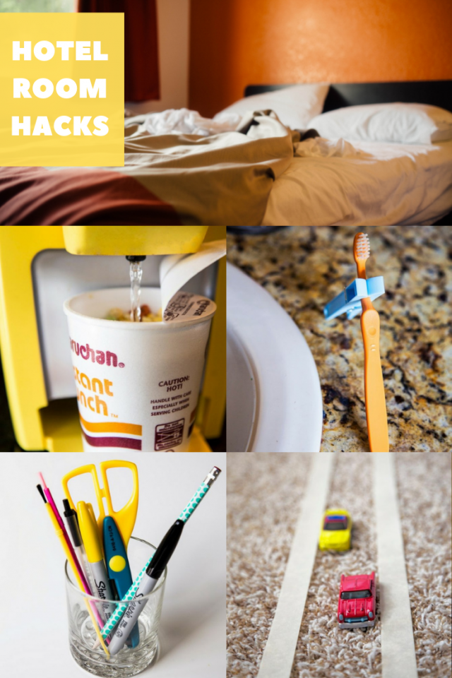 10 Family Travel Hacks for Hotel Rooms - Family travel is always an adventure. If you're traveling far and spending a good amount of time in a hotel room, there are loads of ways to make the most of having the family in a confined hotel space while keeping your sanity at the same time.
