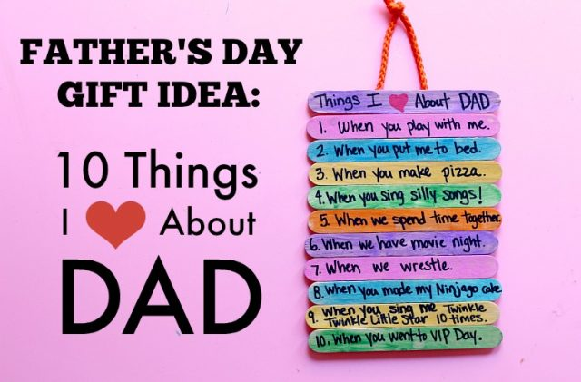 10 Last Minute Diy Father S Day Gifts For Dad Mom Spark Mom Blogger