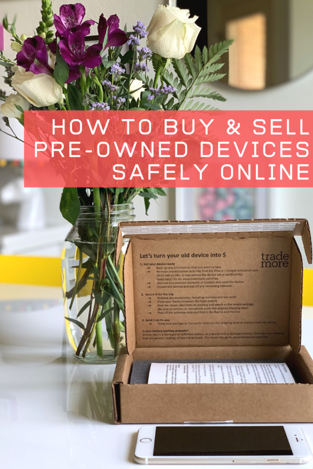 How to Safely Sell Used Smartphones, Tablets, and Smartwatches