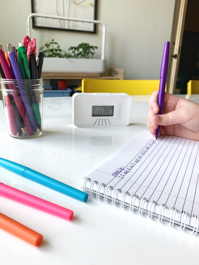 How to Create a Safe Home for Back-to-School with First Alert