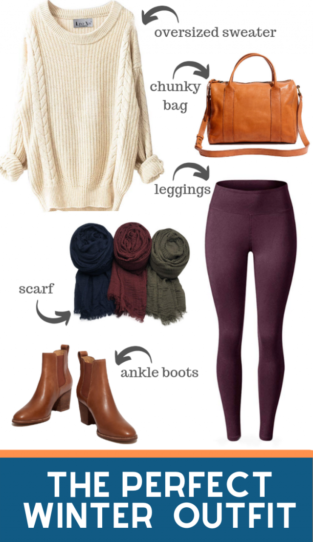 THE PERFECT WINTER OUTFIT