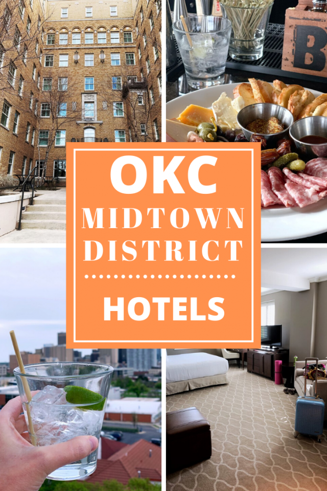 What to Do in the Midtown District in Oklahoma City (OKC): Hotels to Stay At