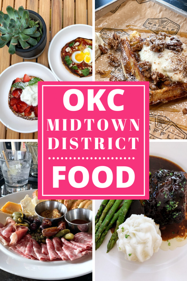 What to Do in the Midtown District in Oklahoma City (OKC): What Food to Eat and Drinks