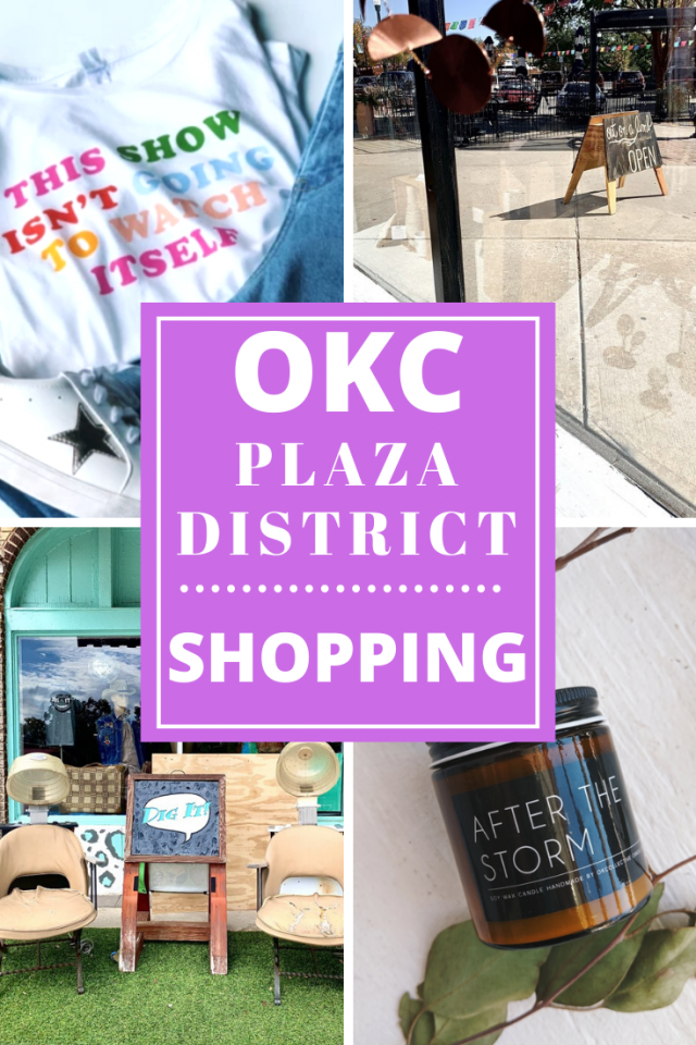 What to Do in the Plaza District in Oklahoma City (OKC): Where to Shop