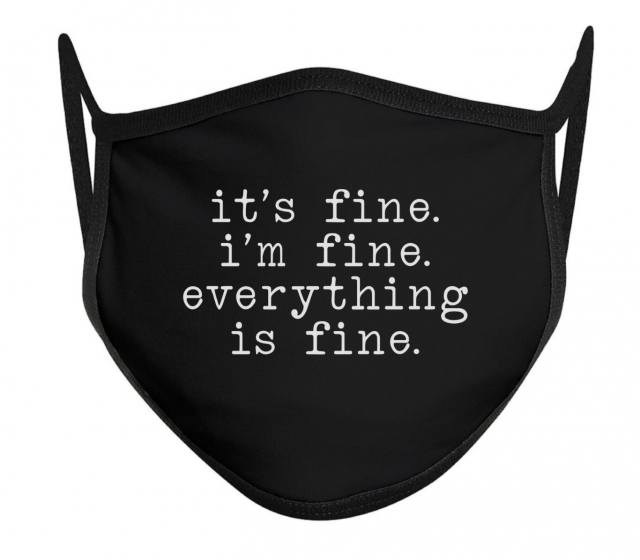10 Funny Reusable Washable Face Masks You Need