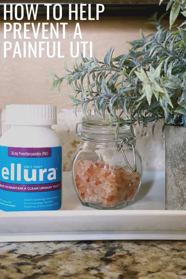How to Help Prevent Painful UTIs
