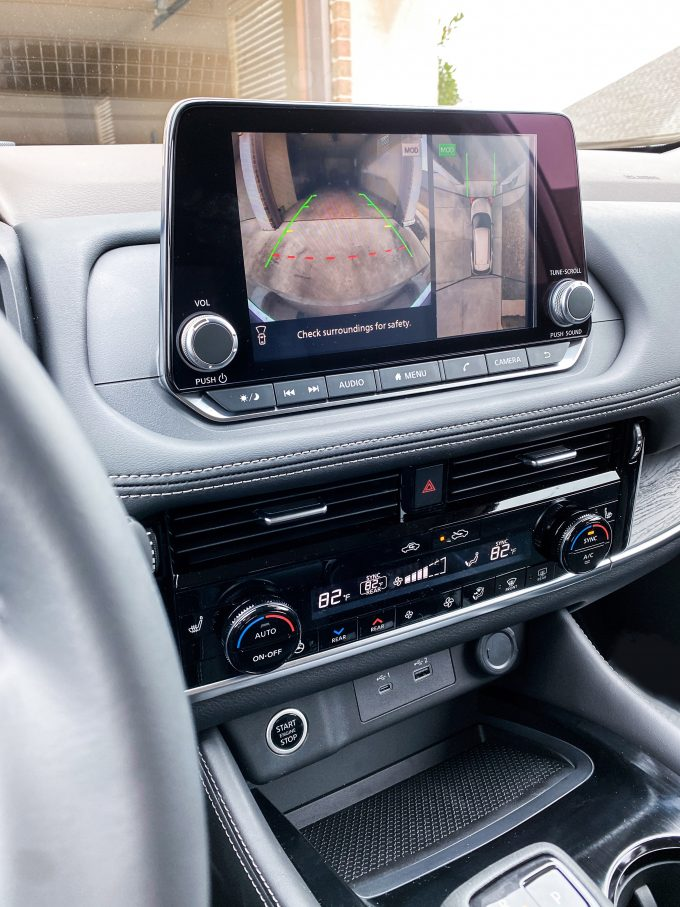 """""""Me Time"""" in the New 2021 Nissan Rogue"""