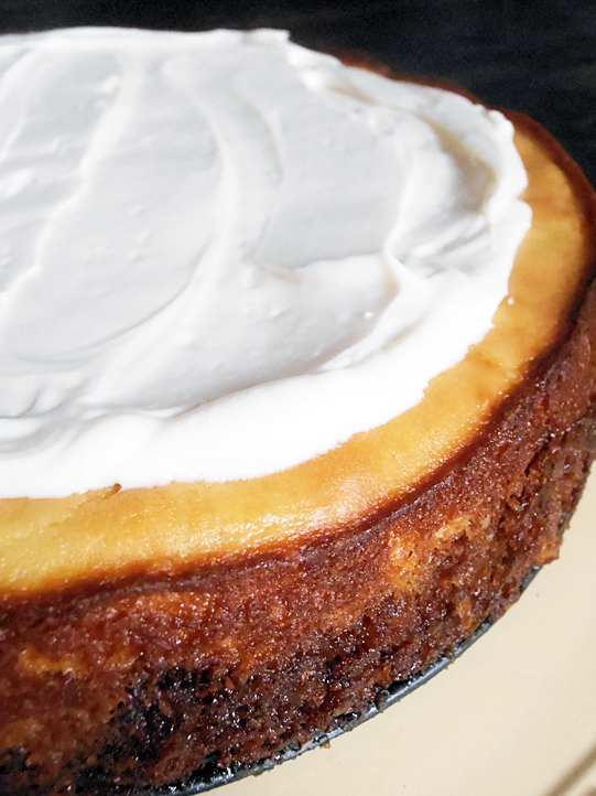 Cheesecake Factory Carrot Cake Cheesecake Copycat Recipe