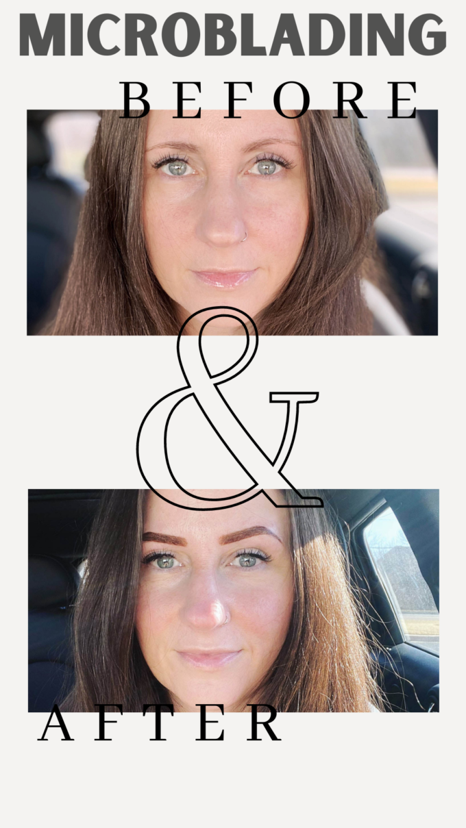 What is Eyebrow Microblading? My Before and After.