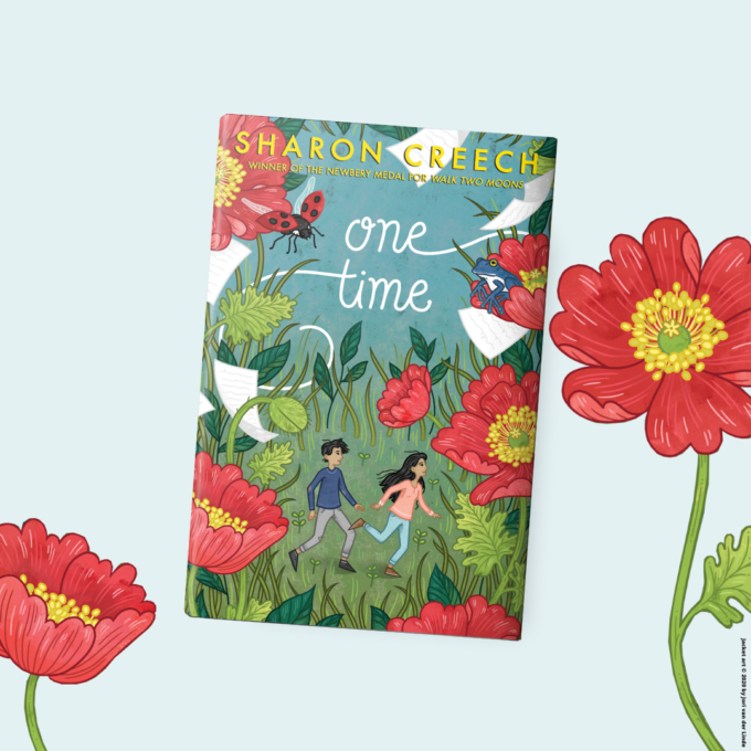 Book Review: One Time by Sharon Creech